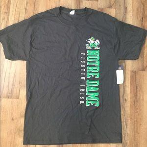 Men's Hanes Officially licensed Notre Dame T-shirt